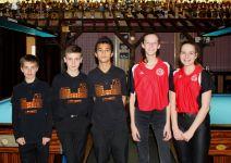 BC-Jugendteams im Einsatz