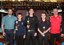 Lorenzo Weiss gewinnt Jugendturnier